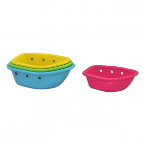 Image of Green Sprouts Tub Boats Set