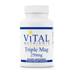 Image of Vital Nutrients Triple Mag 250mg 90 vcaps
