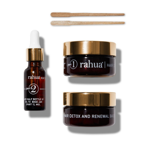 Image of Rahua Detox & Renewal Treatment Kit