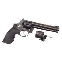 "Nighthawk Custom Mongoose .357 Magnum Pistol W/ Extra 9mm Cylinder - 6"""