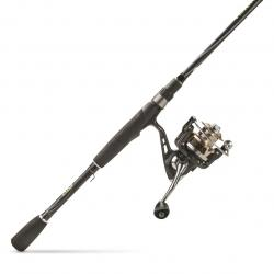 Pinnacle Vision Micro 6'6 inch Spinning Rod and Reel Combo