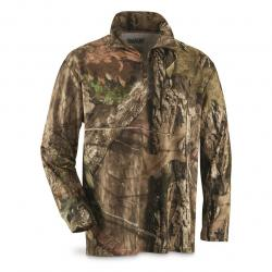 Guide Gear Men's Performance Hunting Long-Sleeve Quarter-Zip Shirt