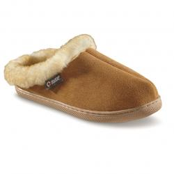 Guide Gear Women's Suede Clog Slippers