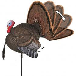 Flambeau MAD Spin-N-Strut Motion Turkey Decoy