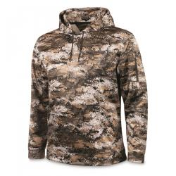 Huntworth Men's Midweight Performance Fleece Hunting Hoodie