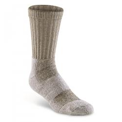 Fox River Men's Wick Dry Euro Crew Socks 2 Pairs