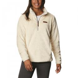 Columbia Women's Fire Side Sherpa Quarter-zip Jacket