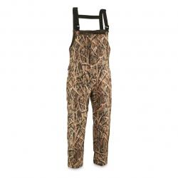 Guide Gear Men's Guide Dry Waterfowl Hunt Bibs Waterproof Insulated