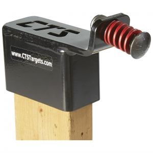 CTS Steel Plate Target Holder with 1/2 inch Grade 8 Bolt