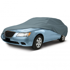 Classic Accessories OverDrive PolyPRO 1 Car Cover Mid Size