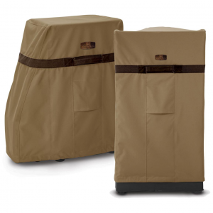 Classic Accessories Hickory Series Square Smoker Cover
