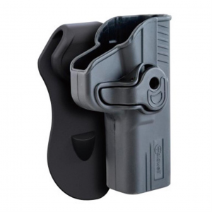 Caldwell Tac Ops Molded Retention Holster Glock 17 RH Right Hand