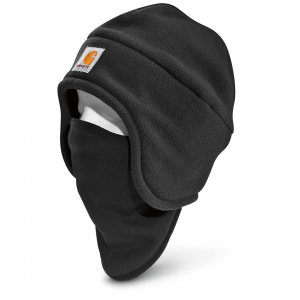 Carhartt Fleece 2-in-1 Hat with Face Mask