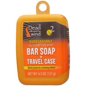Dead Down Wind Bar Soap with Travel Case