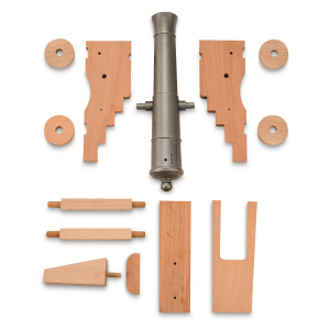 Traditions Old Ironsides .69 Caliber Cannon Kit