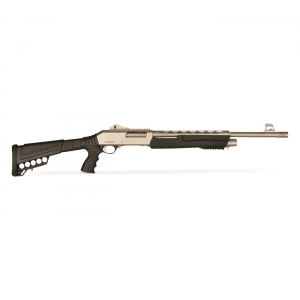 Dickinson XX3D-M-2 Marine Tactical Pump Action 12 Gauge 20 inch Barrel Ghost Ring Sight 5+1 Rounds