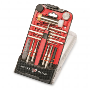 Real Avid Accu-Punch Hammer and Punches Kit