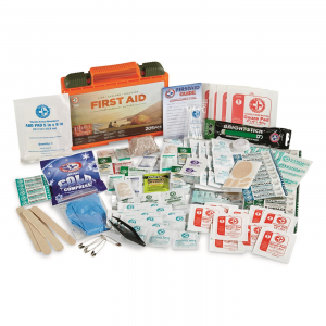 Total Resources International Camping First Aid Kit 205 Piece
