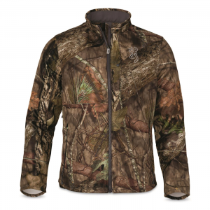 Browning Men's Hell's Canyon AYR-WD Camo Hunting Jacket