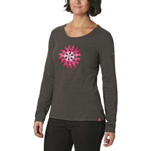 Columbia Women's Tested Tough Graphic Long-sleeve T-shirt