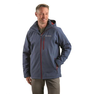 Columbia Men's Gate Racer Insulated Softshell Jacket