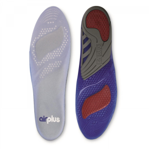 Airplus Extreme Active Gel Full-Cushion Insoles 1 Pair