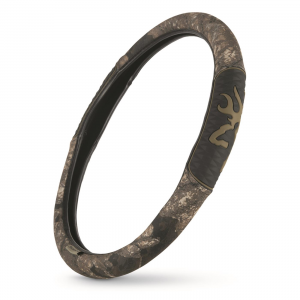 Browning Realtree Timber 2-Grip Steering Wheel Cover