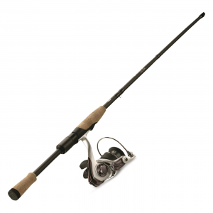 One3 Code Silver Spinning Rod Combo