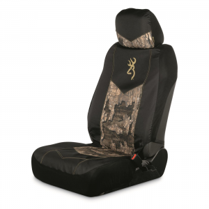 Browning Chevron Realtree Timber Low-back Seat Cover