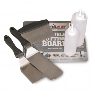 Camp Chef Professional Griddle Tool Set 6 pieces