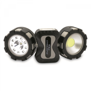 Cyclops Portable Worklamp with Tri-light