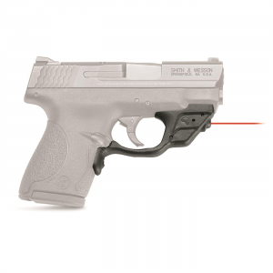Crimson Trace LG-489 Laserguard Red Laser for Smith  &  Wesson M & P Shield and Shield M2.0