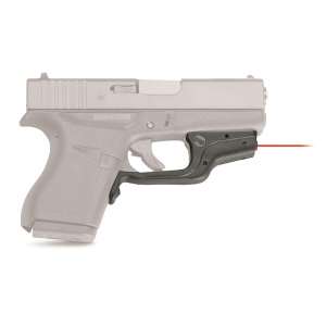 Crimson Trace LG-443 Laserguard Red Laser for Glock 42 43 43X and 48