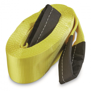 Epic Recovery Tow Strap 4 inch x 30' 20000 lb. Break Strength