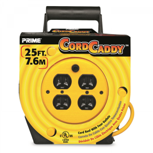 Prime 4-Outlet Portable Power Station with 25' Cord