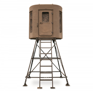 Banks Outdoors The Stump 2 Vision Series Whitetail Properies Pro Hunter Hunting Blind