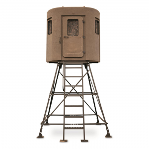 Banks Outdoors The Stump 2 Whitetail Properties Pro Hunter Hunting Blind