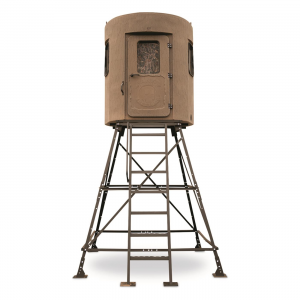 Banks Outdoors The Stump 3 Whitetail Properties Pro Hunter Hunting Blind