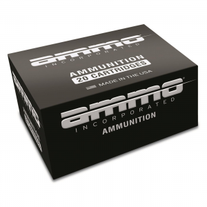 Ammo Inc. Black Label 9mm Jacketed Hollow Point 115 Grain 20 Rounds