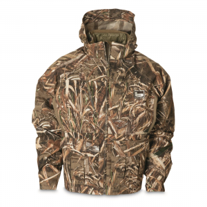 Banded Men's Calefaction 3-N-1 Insulated Wader Jacket Realtree MAX-5