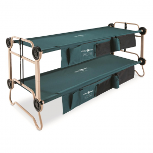 Large Disc-O-Bed with Side Organizers