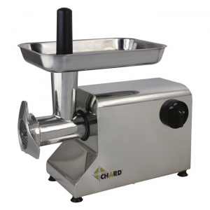 Chard #12 Pro Power 550W Stainless Steel Electric Meat Grinder