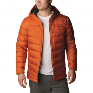 Columbia Men's Autumn Park Down Insulated Hooded Jacket