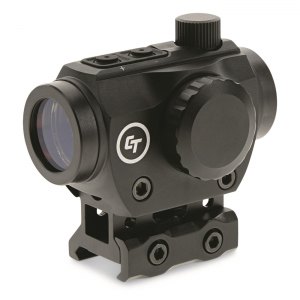 Crimson Trace CTS-25 Compact Red Dot Sight 4 MOA Red Dot