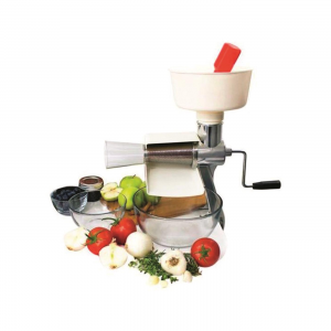 Carey Hand-operated Food Strainer