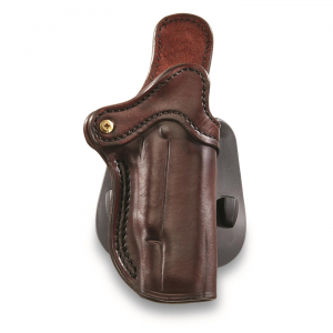 1791 Gunleather Optic Ready 2.1 Paddle Holster Subcompact and Mid-frame Pistols Brown