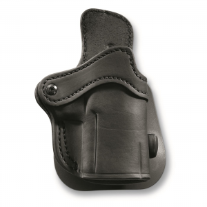 1791 Gunleather Optic Ready Paddle Holster Full Size Pistols Stealth Black