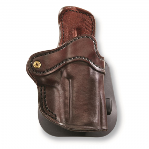 1791 Gunleather Optic Ready 2.4S Paddle Holster Full Size Compact Pistols Signature Brown
