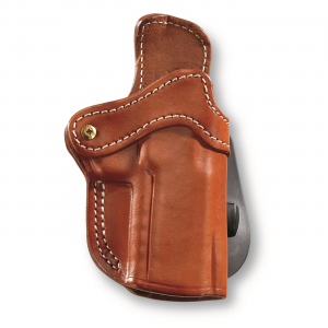 1791 Gunleather Optic Ready 2.4 Paddle Holster Full Size Pistols Brown