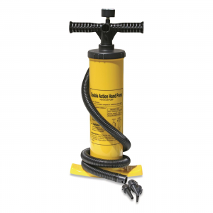 Advanced Elements Double-Action Hand Pump with Pressure Gauge